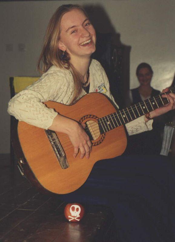 1997 - Andrzejki - pierwsza liderka
