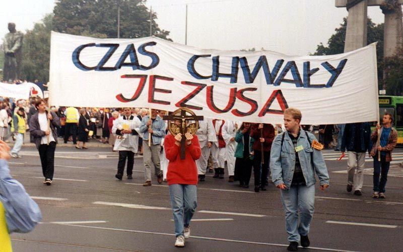 1998 - Marsz dla Jezusa