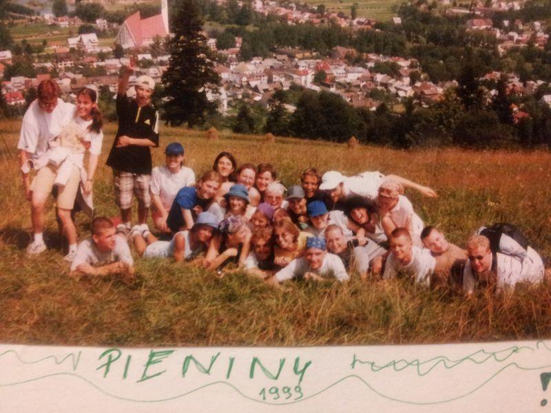 1999 - Pieniny