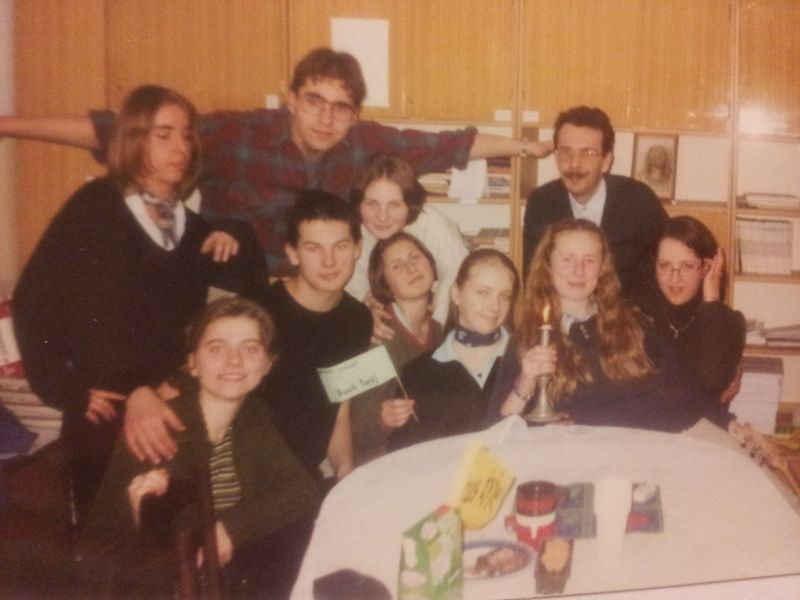 2001 - Grupka opieki