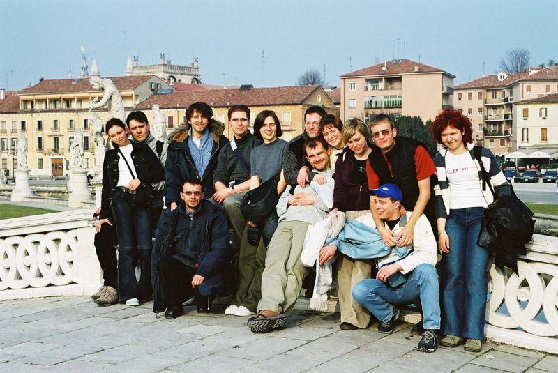 2004 - Droga Krzyżowa we Włoszech