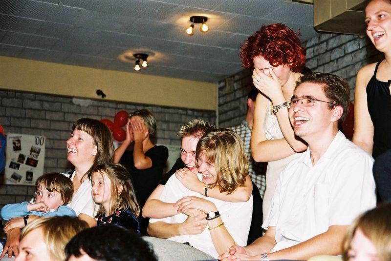 2003 - Zabawa na 10-lecie wspólnoty