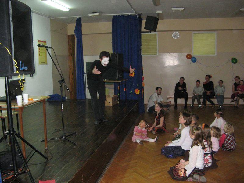 2008 - 15-lecie wspólnoty - Pantomima Marcina