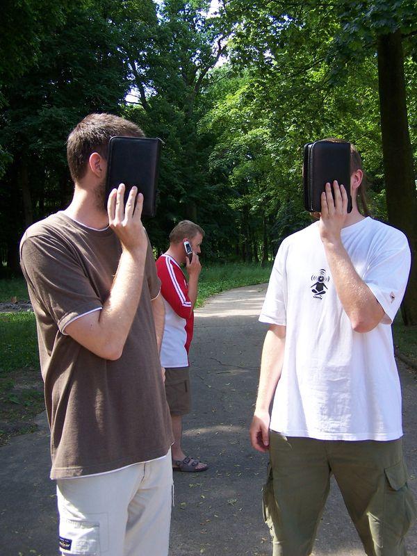"""2008 - Rekolekcje Rościnno - """"To nie ja..."""""""