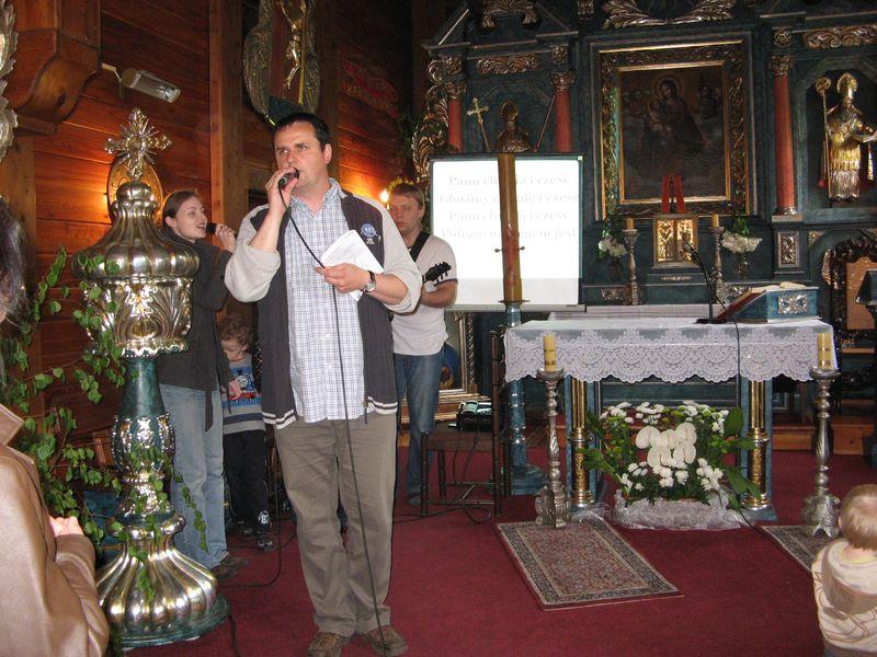 2010 - Koncert ewangelizacyjny we Wierzenicy