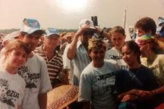 1996 - Łódź - Spotkanie z o. Tardifem i o. Floresem