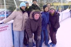 Na łyżwach na Bogdance